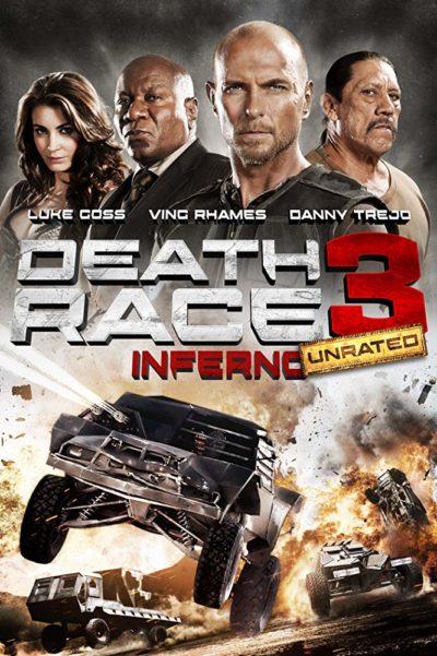 Rallye smrti 3: Peklo na zemi (2012) online cz