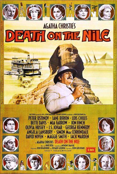 Smrt na Nilu (1978) online cz