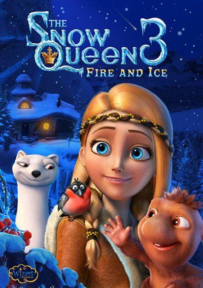 Sněhová královna 3 Tajemství ohně a ledu (2016) online cz