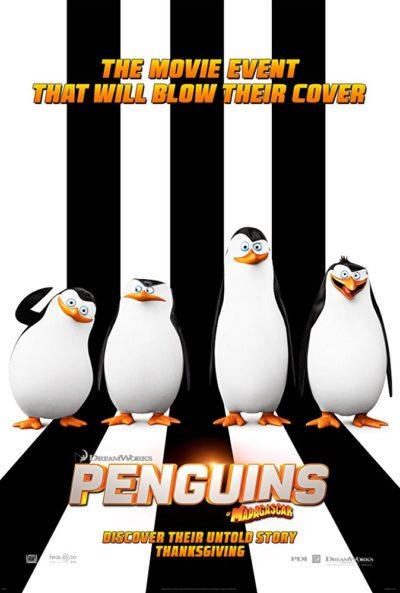 Tučniaky z Madagaskaru online cz