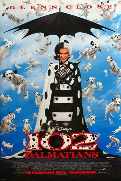 102 dalmatinů (2000) online cz