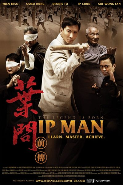 Ip Man 3: Zrození legendy (2018) online cz