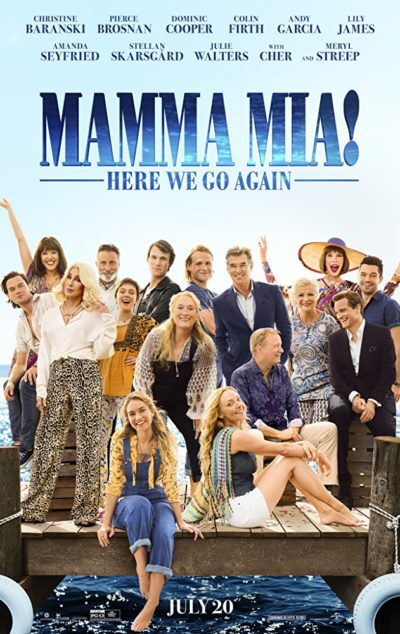 Mamma Mia! 2 online cz