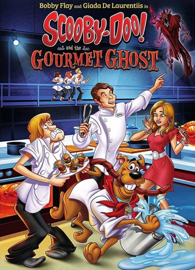 Scooby-Doo a duch Labužník online cz