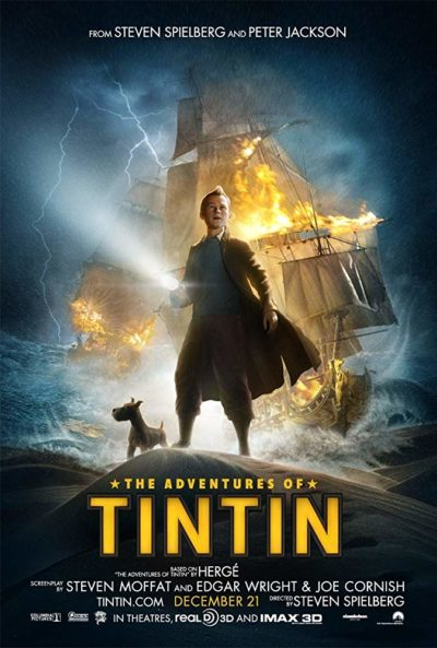 Tintinova dobrodružství (2011) online cz