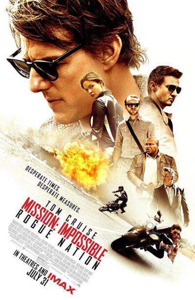Mission Impossible 5 Národ grázlov online cz