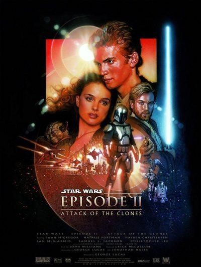 Star Wars 2 Epizoda II - Klonovaní útočia online cz