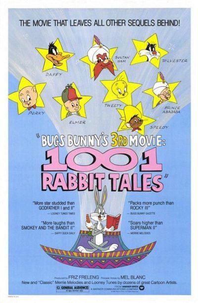 Tisíc a jedna králičí pohádka online cz