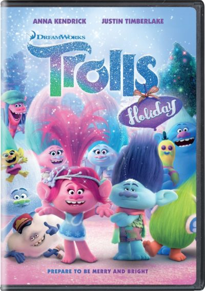 A Super Special Trolls Holiday online cz