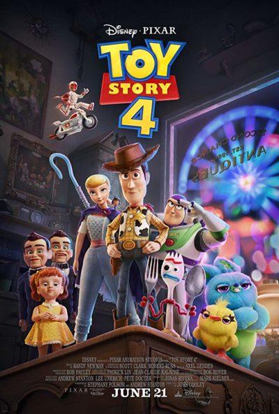 Toy Story 4 Příběh hraček online cz