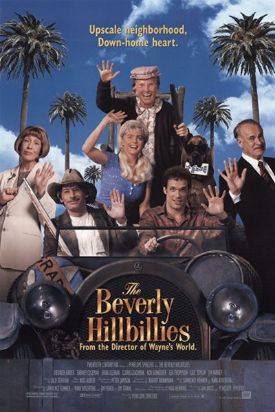 Vidiečania z Beverly Hills online film